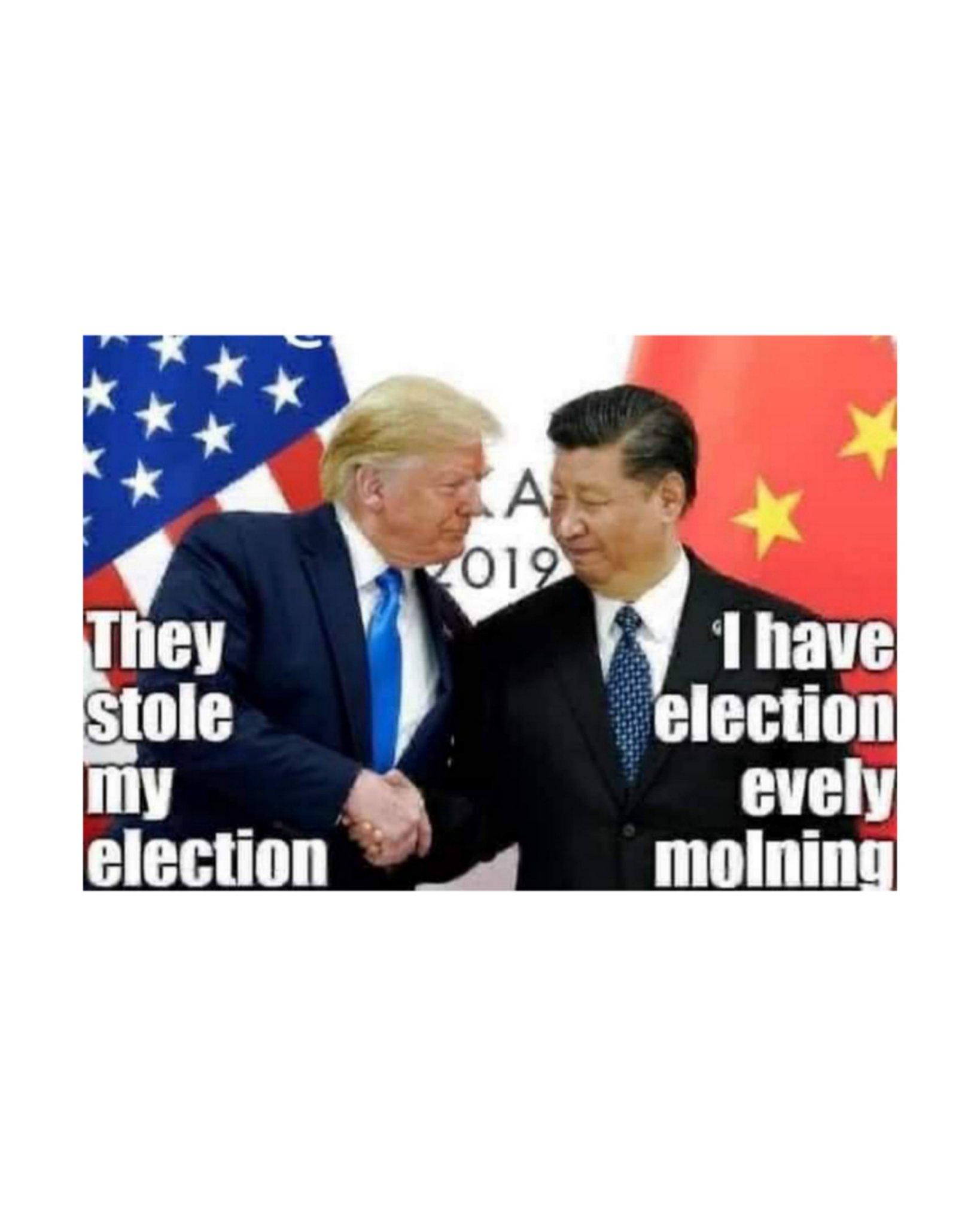 Happy election day! - meme
