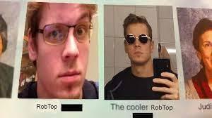 cual es la diferencia en los dos roptop - meme