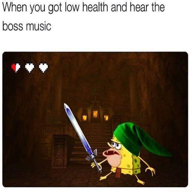 *insert song of time* - meme