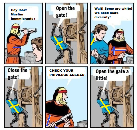 Sweden - meme