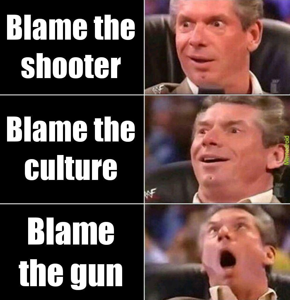 We want your 2nd amendment - meme