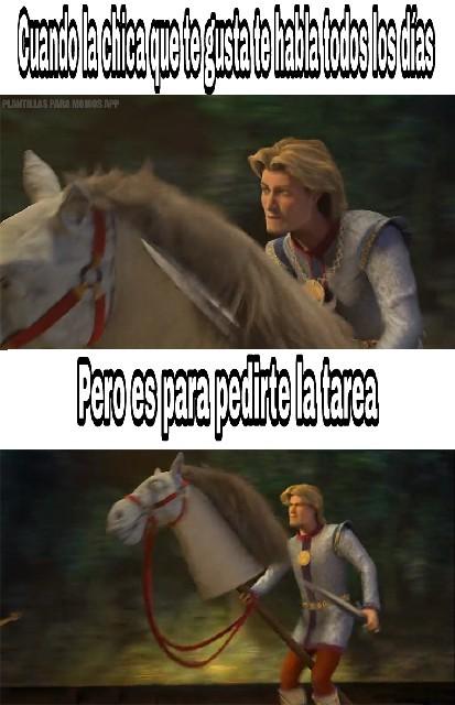 La hora sad - meme