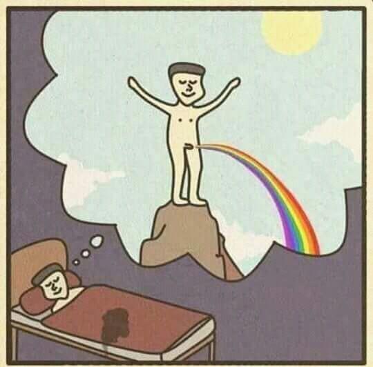 Dokken - in my dreams - meme