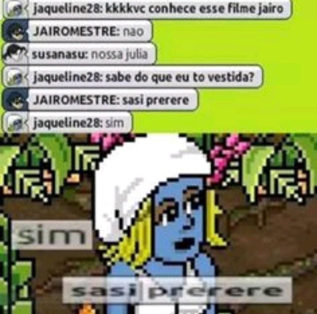 sasi azul - meme