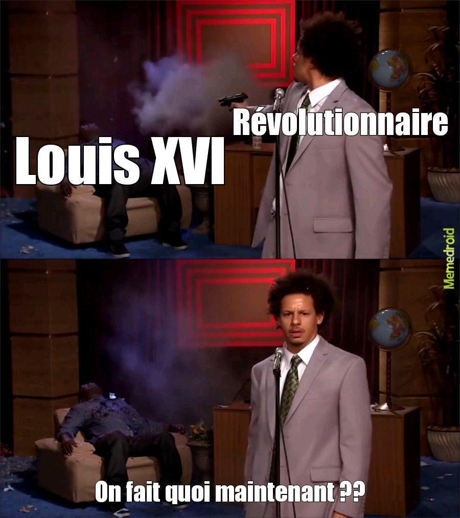 Révolution - meme