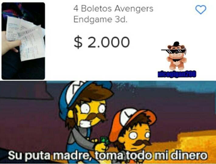 Avenegd - meme