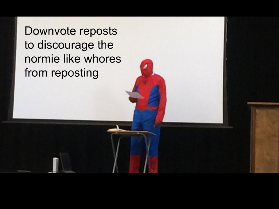 reposts=bad - meme