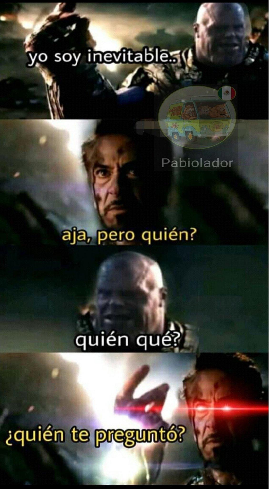 Quien? - meme