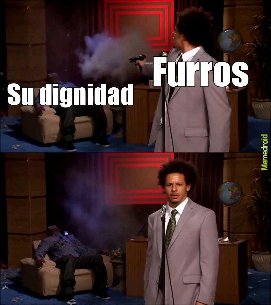 Pinchis furros - meme