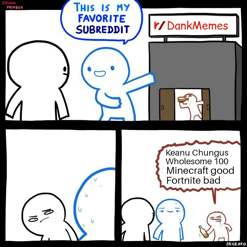 Redditors... - meme