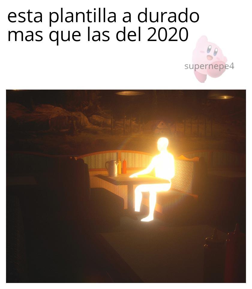 Desde el 2019 - meme