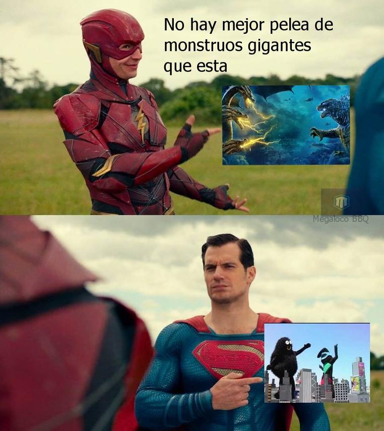 Buenarda esa pelea - meme