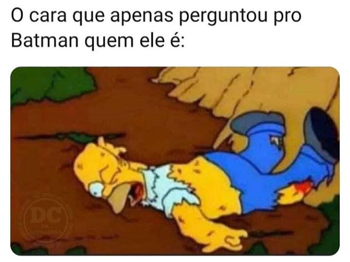 Caraí Bátima - meme