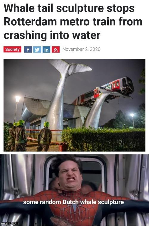 Careful, its a hero - meme