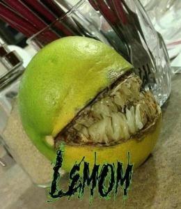 Lemon señores - meme