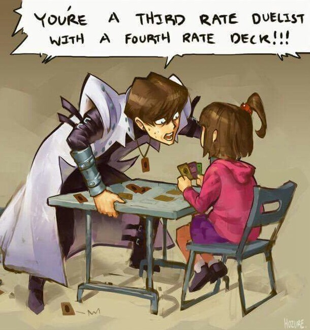 Time to duel - meme