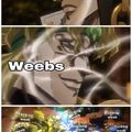 You cannot defeat my stand, 「ZA WEEABO」