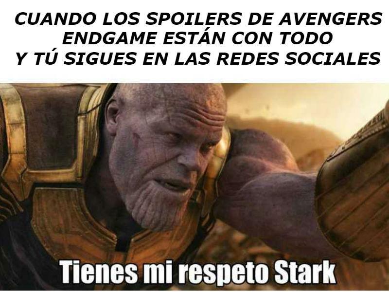 Top memes de marvel en español :) Memedroid