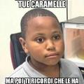 #LeCaramelle