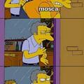 Las moscas puñeteras