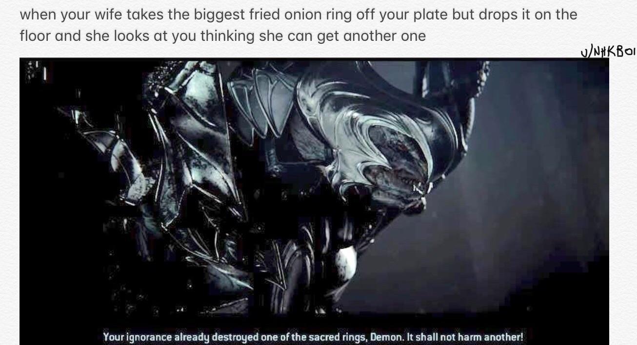 Halo onions - meme