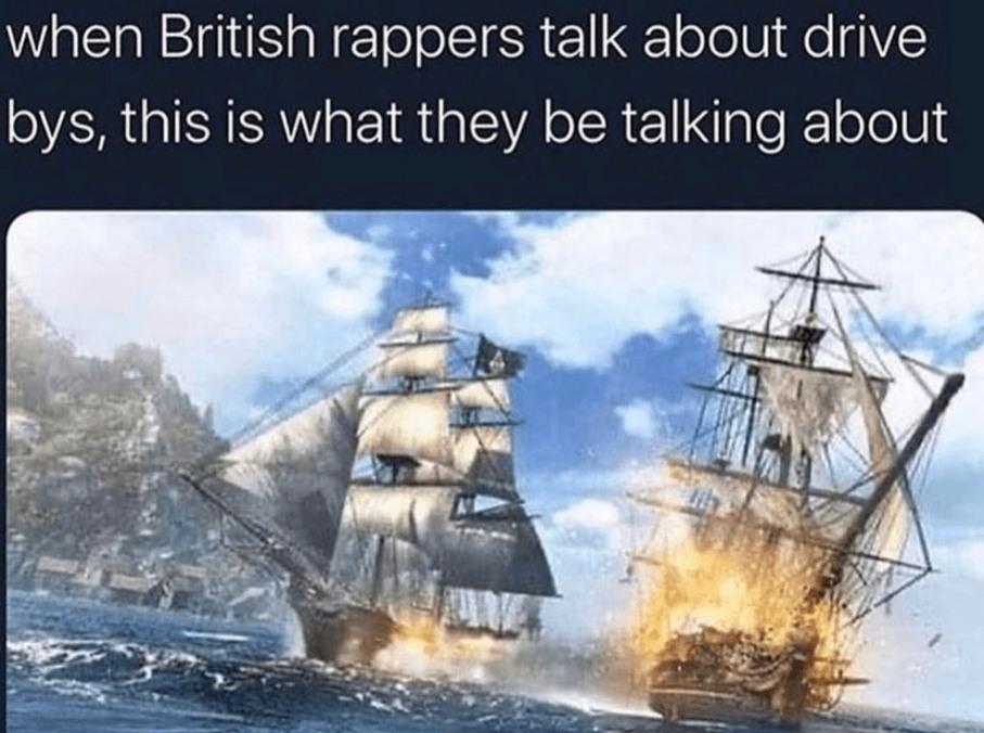 Ye olde Hit and Run - meme