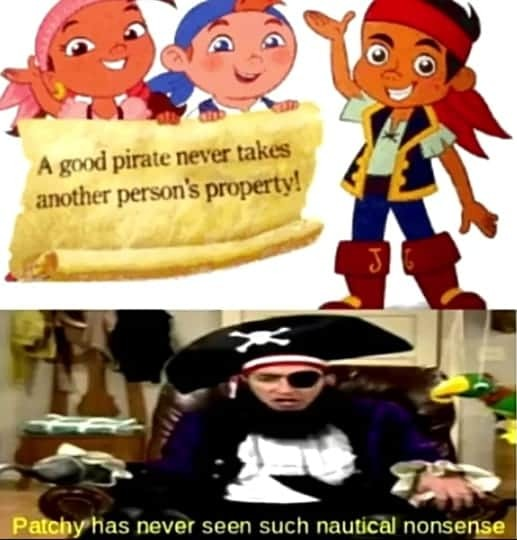Tom Kenny needs to do patchy more often - meme