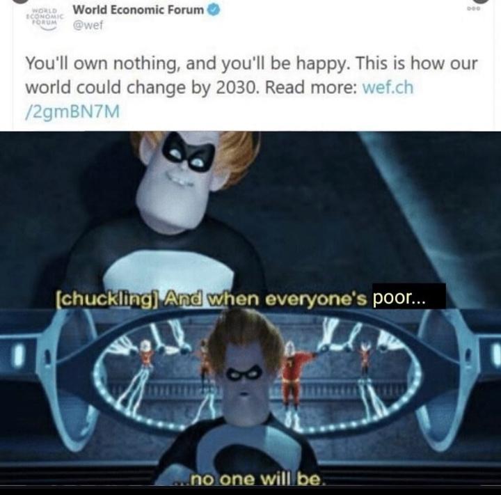 Wef - meme