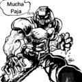 Dibujo original de Chromonaut