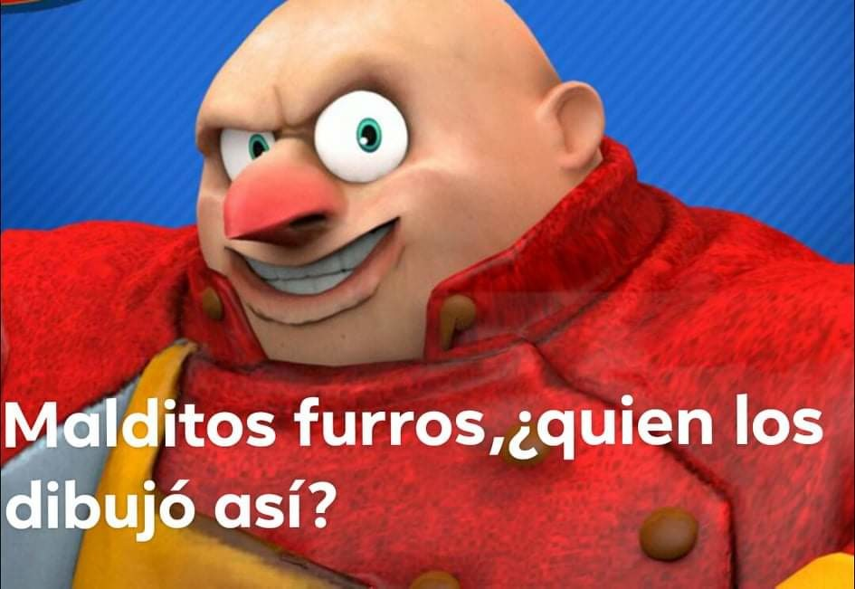 Dr.eggman says: - meme