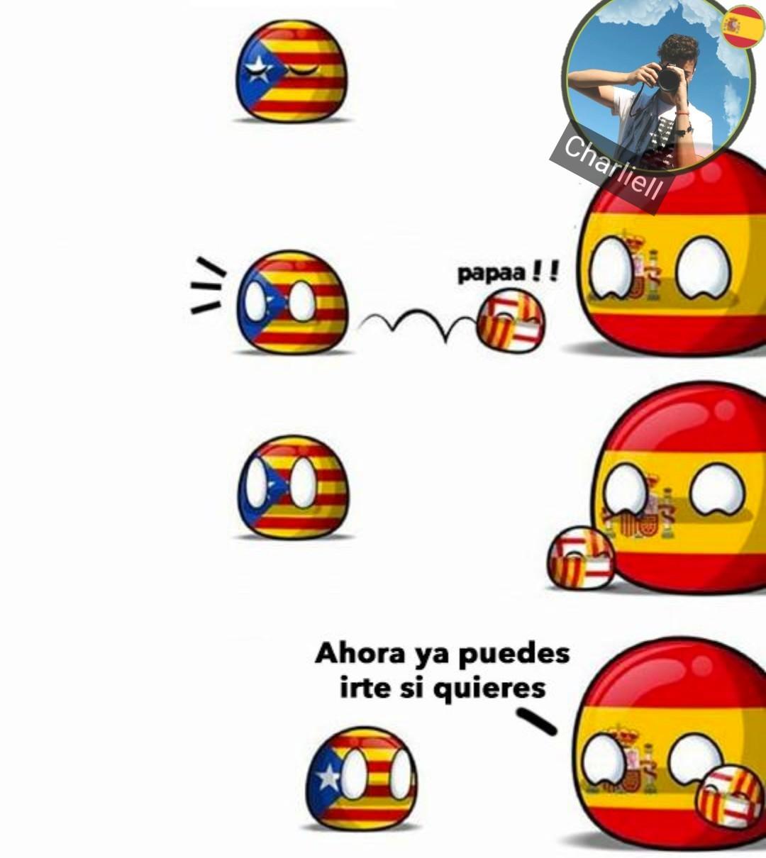 Tabarnia libre  - meme