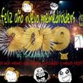 Feliz año nuevo usuarios de memedroid