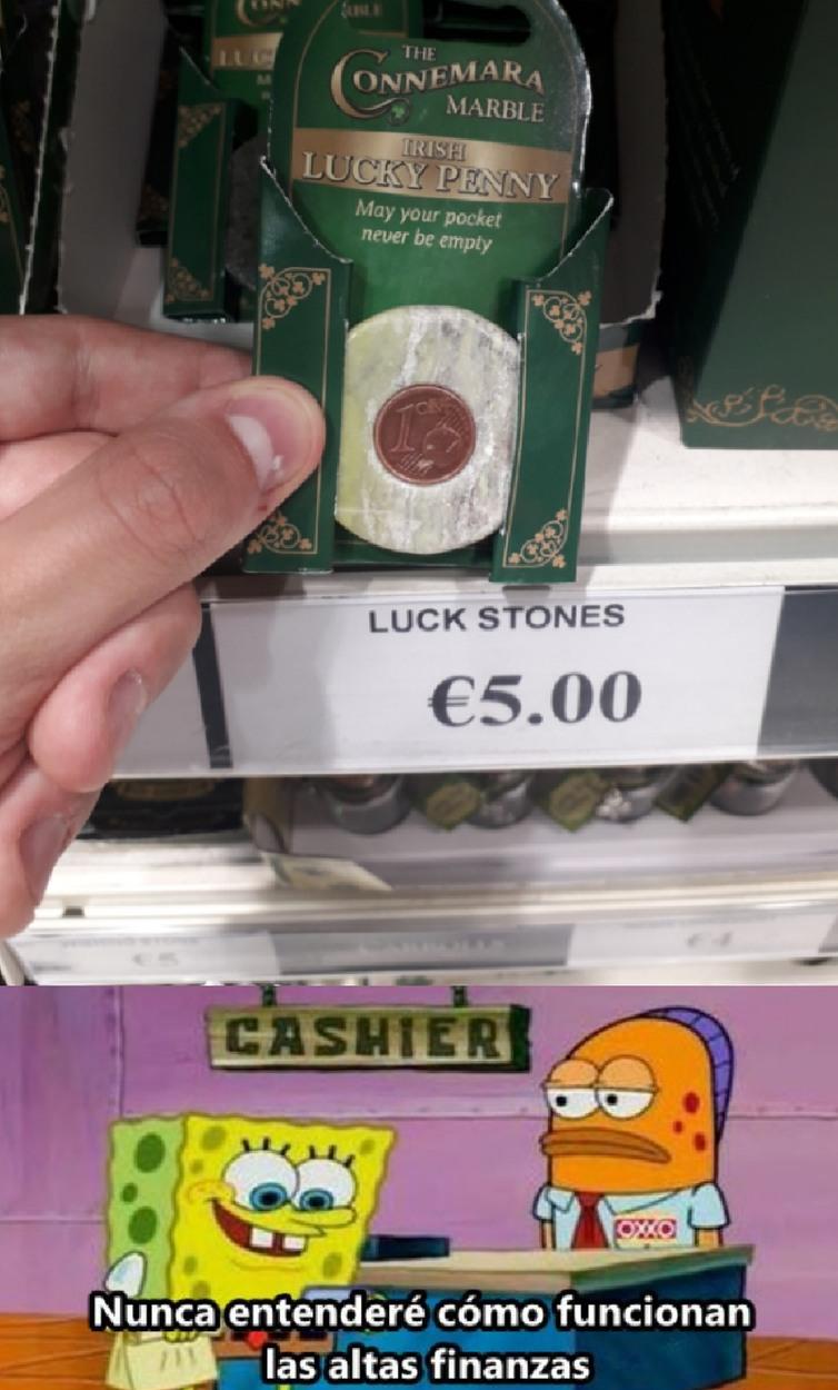 Un precio razonable - meme