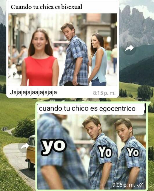 Charla casual - meme