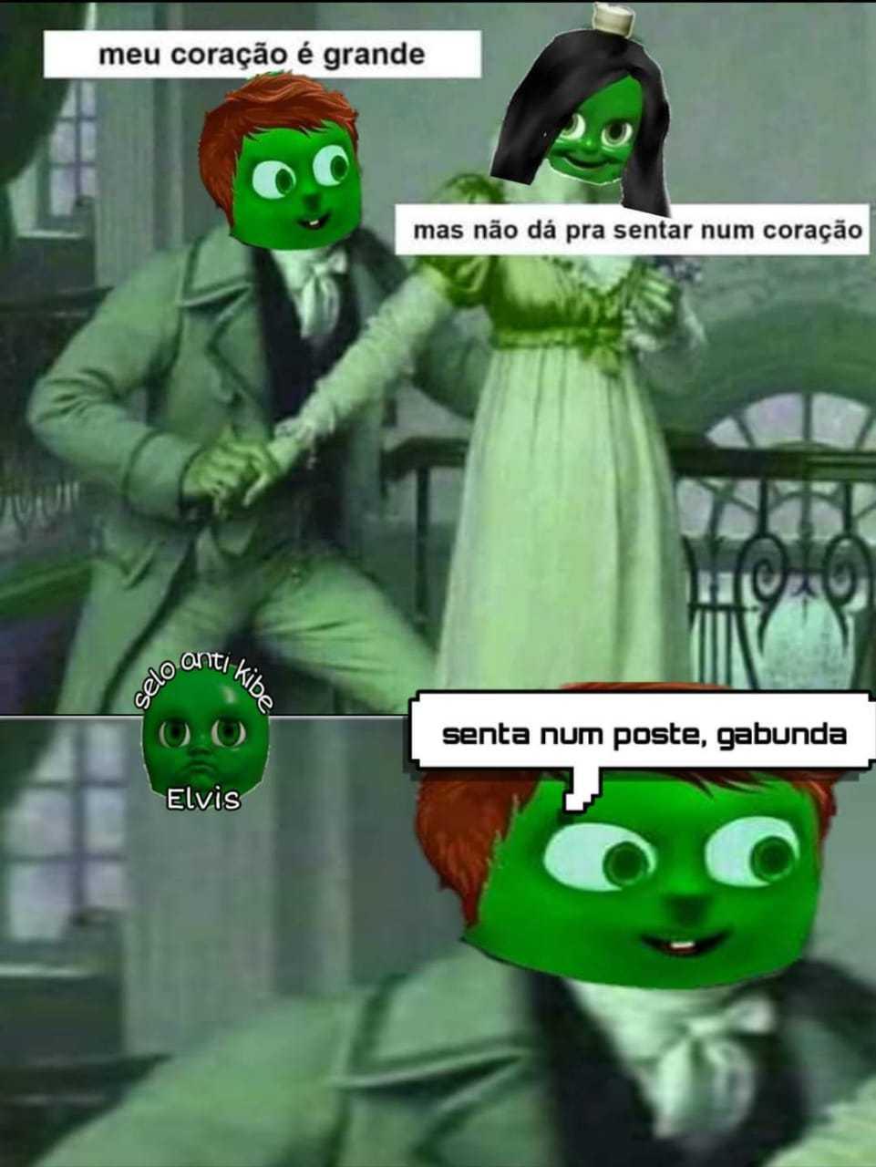 Gabunda - meme