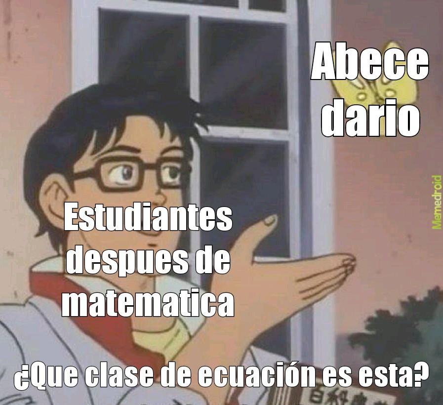 Abcdario - meme