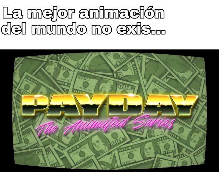 The Payday Crew - meme