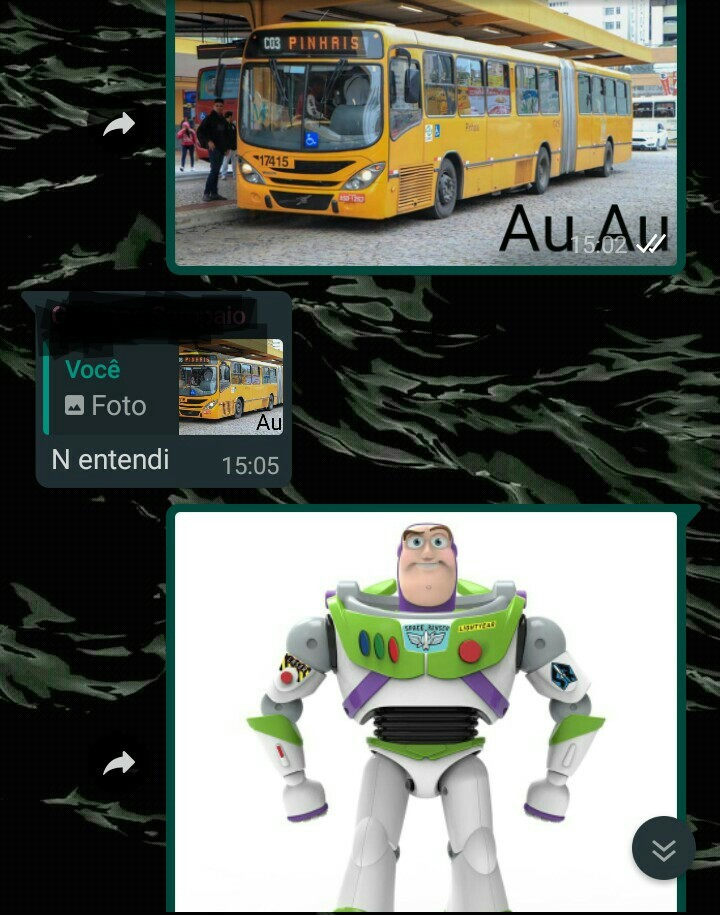 Bus latir - meme