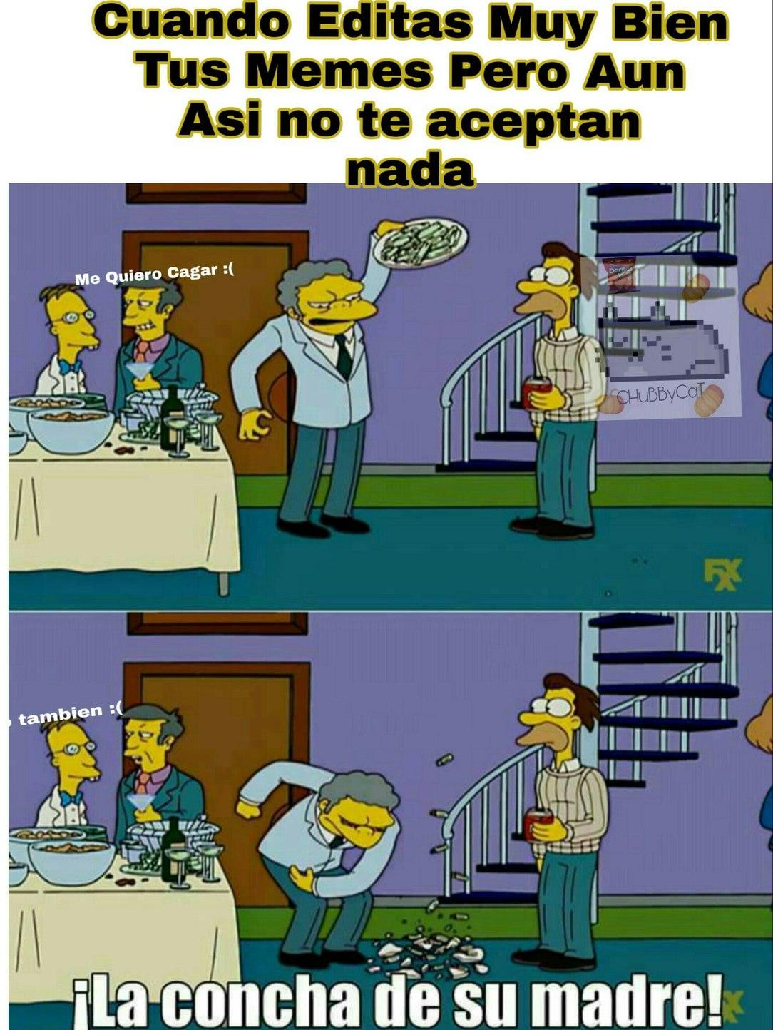 Cha La Mea Vola' - meme
