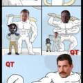 El que está entre Hawkeye y Freddie es Selvig