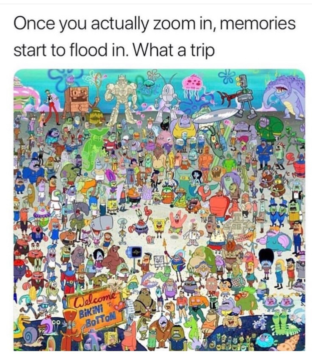 I miss it - meme