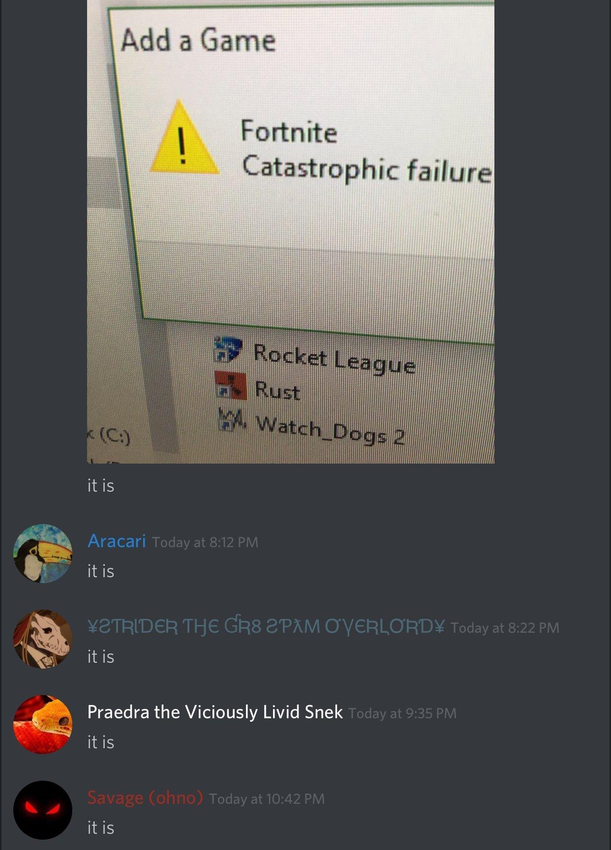 Fortnut - meme