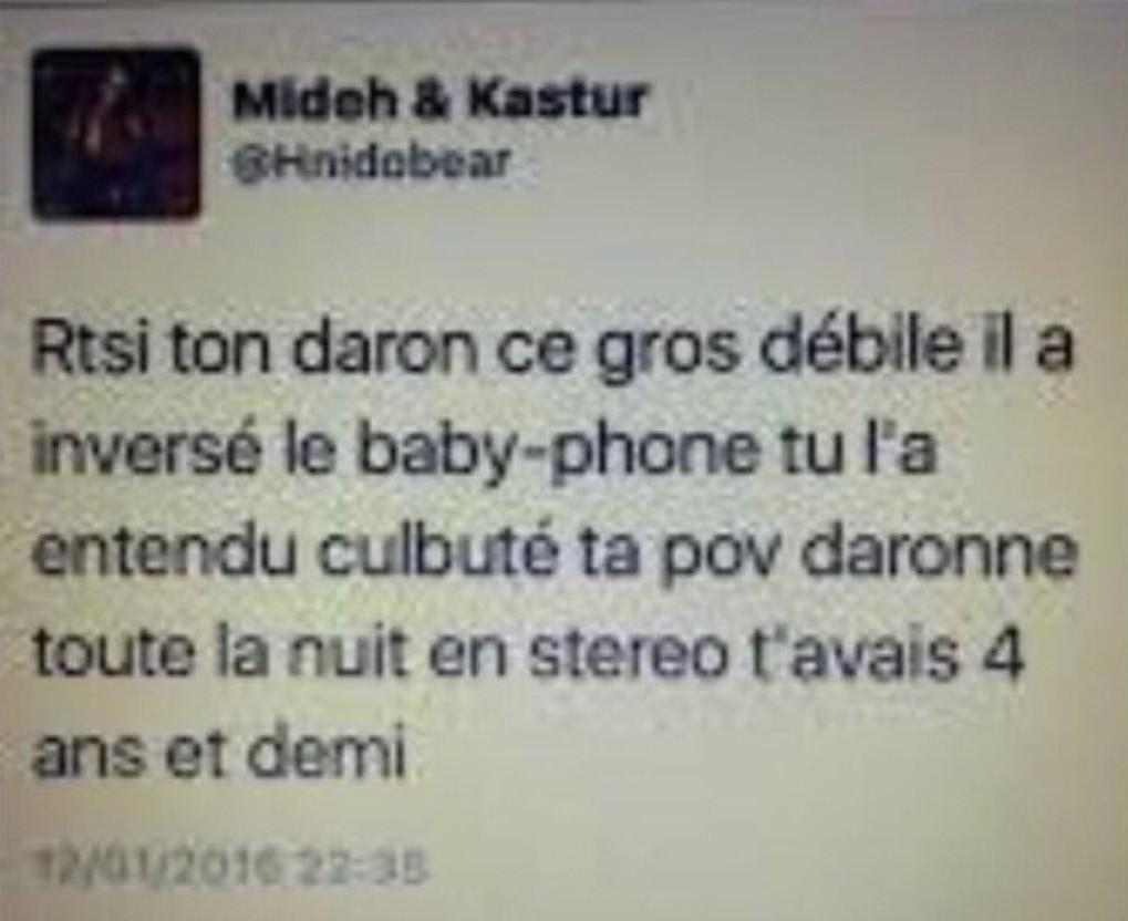 Baby-bouyave - meme