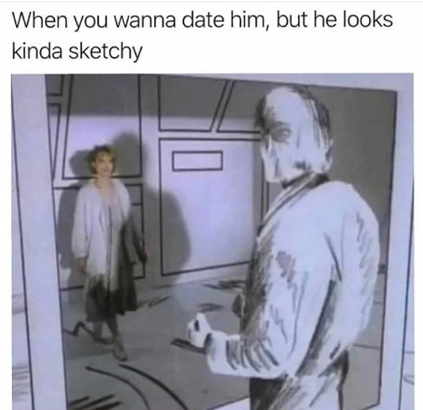 A-ha! - meme