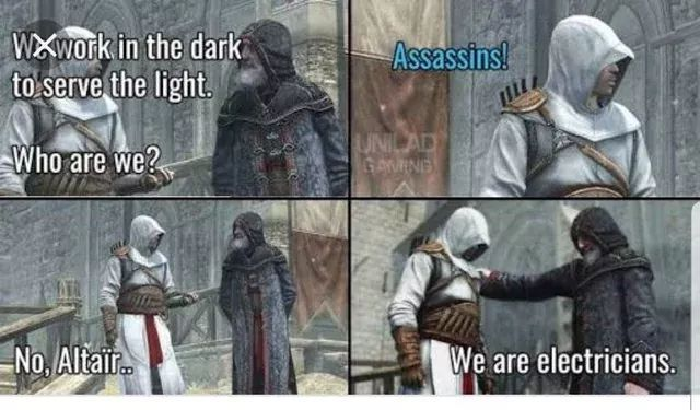 The Best Assassins Creed Memes Memedroid