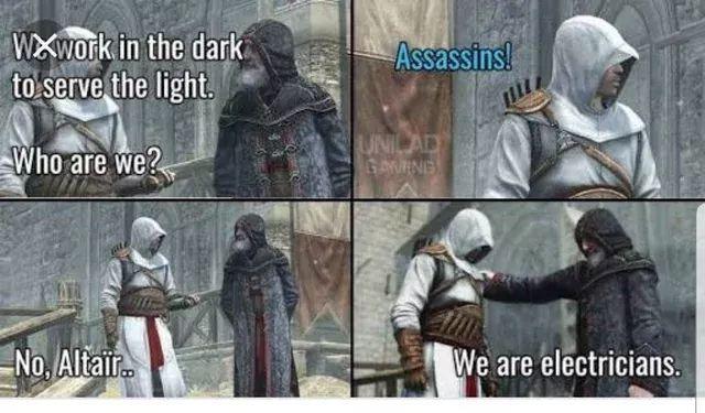 The Best Assassins Creed Memes Memedroid