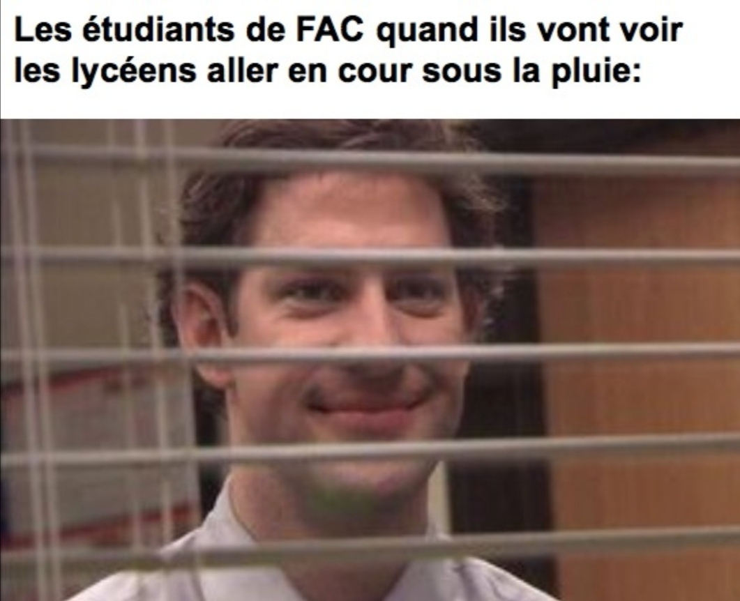 Qui était sue le topic ? - meme