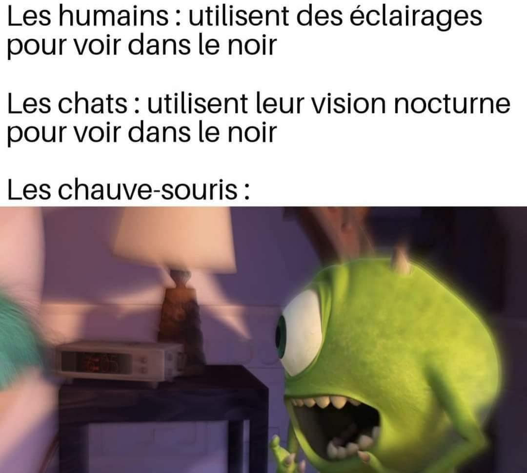 Intensives screaming - meme
