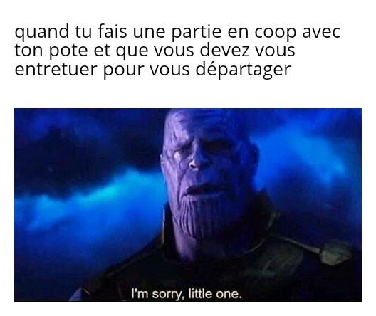 Désolé ... - meme