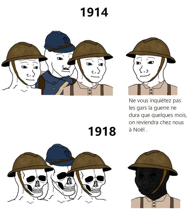 War Never Changes - meme